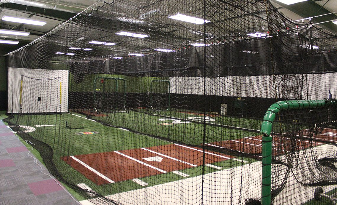 Indoor Softball Hitting Facility - Photo 1