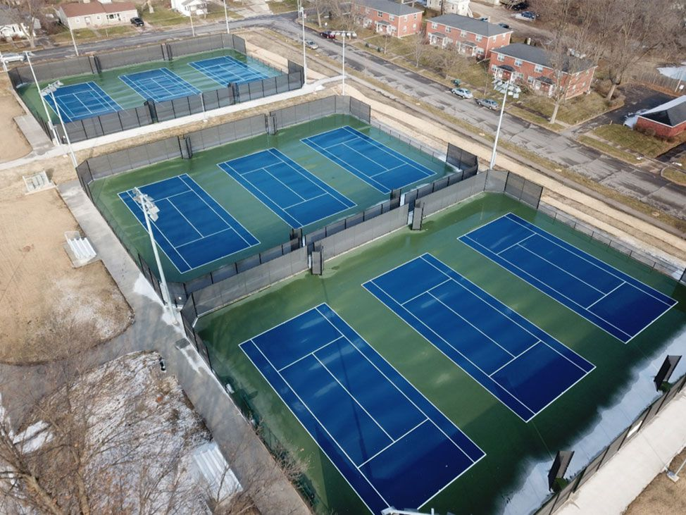 Tennis Competition Complex - Photo 2